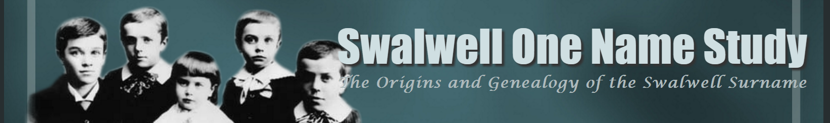 Swalwell One-Name Study